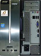 ПК Acer Aspire XC-603 Desktop (Celeron J1900/DDR3 4Gb/HDD 250Gb/DVD-RW)