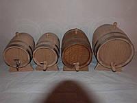 Дубовая заливная бочка для вина  20л