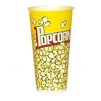 Стакан для попкорна V24 (750 мл)