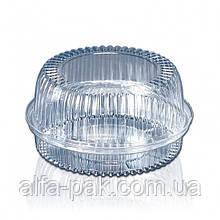 Пластиковая упаковка для тортов и кондитерских изделий