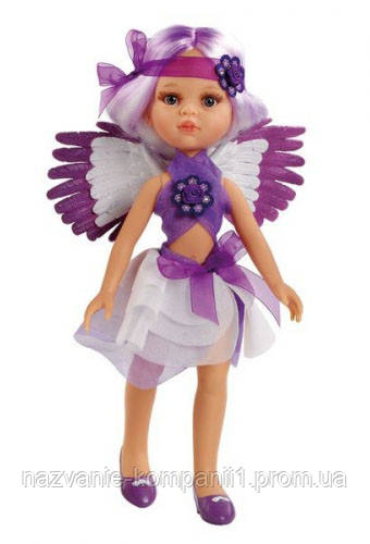 """Кукла Paola Reina Ангел Фуксия 32 см (04695) - Интернет магазин """"Радуга.toys"""" товары для детей в Киеве"""
