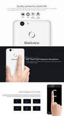 Смартфон Blackview E7 16GB White , фото 3