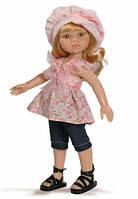 Кукла Paola Reina Даша в берете 32 см (04560)