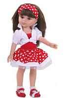 Кукла Paola Reina Керол в красном 32 см (04557)