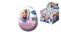Шоколадное яйцо Frozen 24 шт.