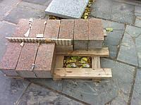 Бруківка з граніту Новоданилівка