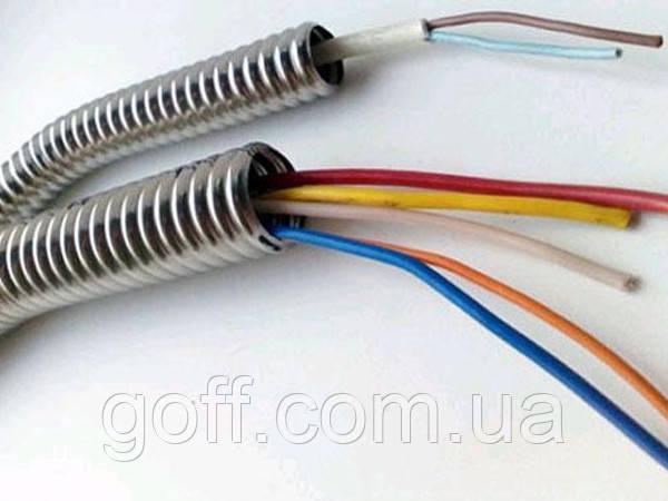 Гофра для кабеля