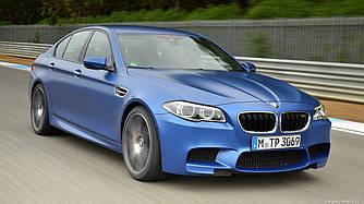Тюнинг обвес бампера крылья BMW F10 стиль M5