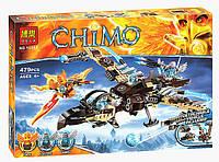 """Конструктор Bela Chima 10353 (аналог Lego Chima) """"Небесный истребитель"""", 479 деталей"""