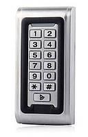 Клавиатура металлическая кодовая ATIS AK-601