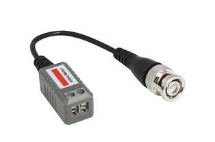 Приёмо-передатчик AHD/HDCVI/HD-TVI видеосигнала по витой паре HD-705