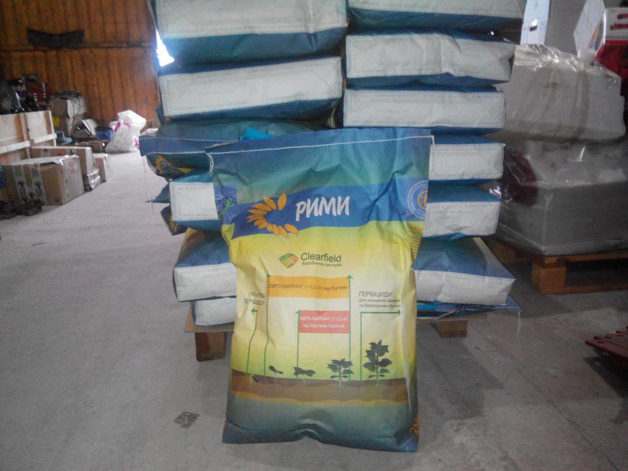 Семена подсолнечника РИМИ, под Евролайтинг, Экстра, 108-112 дней