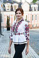 Заготовка жіноча блузка орнамент 1