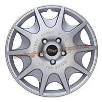 Автомобильные колпаки на колеса J-TEC SKYLINE SILVER R14