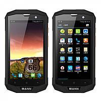 "Смартфон MANN ZUG 5S+ black черный IP67 (2SIM) 5"" 3/32GB 5/13Мп 3G 4G оригинал Гарантия!"