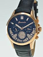 Мужские  часы GUARDO S08071A.8 чёрный