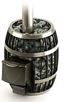 Термофор САЯНЫ - Дровяная банная печь-сетка (8-18 м. куб., 120 кг камней)