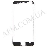 Рамка крепления дисплея iPhone 6 Plus 5.5 черная