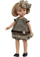 Кукла Paola Reina Карла с прическою каре 32 см (04578)