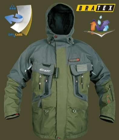 Одежда для рыболова Graff (весна-осень) XL