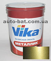 322 Автоэмаль металлик автокраска Vika Колумбийская зелень 322