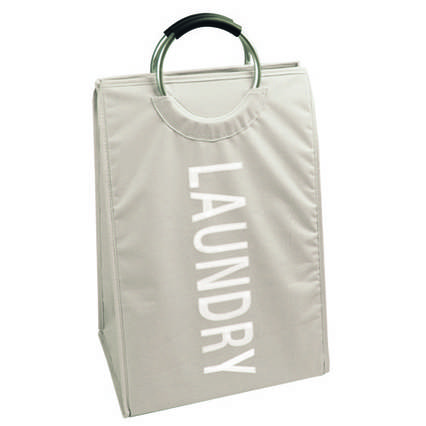 Корзина(сумка) для белья бежевая Laundry AWD02171168