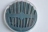 Набор ручных иголок для шитья и вышивания, фото 2