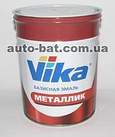 Автоэмаль металлик автокраска Vika Талая вода