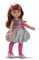 Кукла Paola Reina Кристи в сером 32 см (04583)
