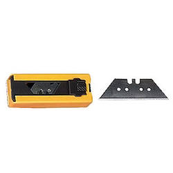 Лезвия для ножей трапецевидное Hardy 0,5 мм (5 шт)