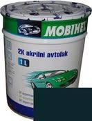Краска Mobihel Акрил 1л 377 мурена.