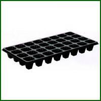 АКЦИЯ! Кассеты для рассады 32 ячейки, размер кассеты 54х28см, толщина стенки 0,7мм