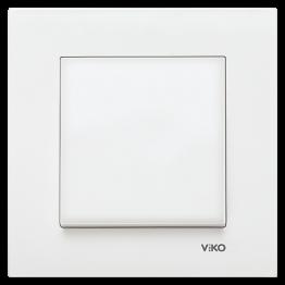 Выключатель 1-кл. Viko Karre белый