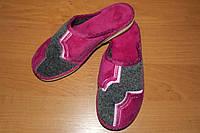 Детские тапочки Белста с закрытым носочком махра р-р 30, 31