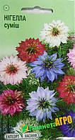 """Семена цветов Нигелла дамасская, смесь, однолетнее 1 г, """"Елітсортнасіння"""", Украина"""