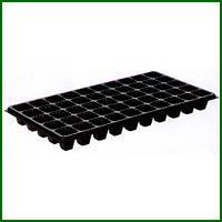 АКЦИЯ! Кассеты для рассады 50 ячеек, размер кассеты 54х28см, толщина стенки 0,7мм