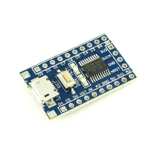 Плата контроллера STM8S103F3P6