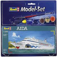 Модель для сборки Revell Set Корабль AIDA  (65805)
