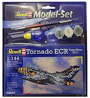 Модель самолета Revell Многоцелевой боевой самолет Tornado ECR Tigermeet (64846)