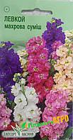 "Семена цветов Левкой махровая смесь, однолетнее 0.2 г, ""Елітсортнасіння"", Украина"