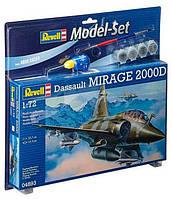 Набор для сборки модели Revell Самолет Mirage 2000D (64893)