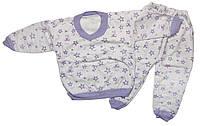 Пижама детская на байке р.4 года (очень маломерит)