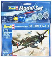 Модель для сборки Revell Самолет Messerschmitt Bf-109 (64160)