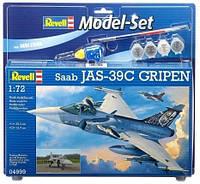 Сборная модель Revell Самолет Saab JAS 39C Gripen (64999)