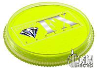 Аквагрим Diamond FX неон жёлтый
