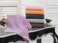 Набор махровых полотенец Hanibaba Floral 50х90 см - 6 шт