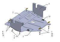 Защита двигателя Renault Trafic 1.9D (металлическая)