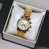 Часы женские наручные MK mini золотые , магазин часов