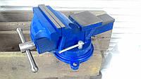 Тиски слесарные  стальные поворотные150 мм х 170 мм HOUSETOOLS  07K215