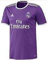 Футбольная форма Реал Мадрид (Real Madrid) 2016-2017 Выездная, фото 1